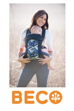 Beco Gemini Baby Carrier.