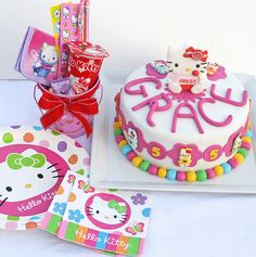 FIESTA HELLO KITTY PARTY IDEAS