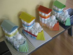 It's that time of year again.... getting invites to weddings and baby showers, but not sure what to get them? What about a Diaper Train?
