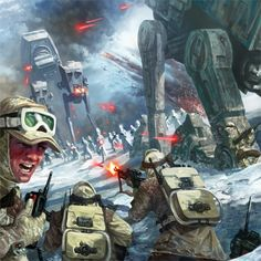 Rebel Rescue by Ryan Barger