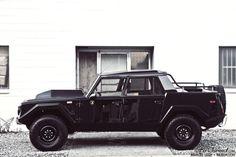 Lamborghini LM002 #black