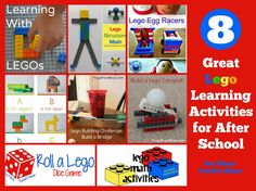 Boy Mama Teacher Mama  8 Great Lego Learning Activities for After School (featured).jpg