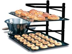 Bakers Cooling Rack by Linden Sweden, Inc by Linden Sweden, Inc. at Cooking.com #holidaycooking