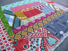 I want to try quilt as you go ....Crafting...: Jumping on the QAYG bandwagon