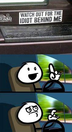 ahahahahah hah . . . .wait