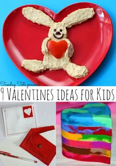 9 (delightful!) Valentines ideas and activities for kids