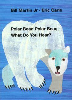 Polar Bear, Polar Bear, What Do You Hear?...Do the Puppet Show I Have