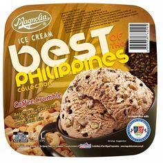magnolia coffee crumble ice cream [pilipinas]