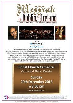 Harmony Messiah Dublin