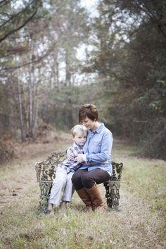 Mother and Son...Photography