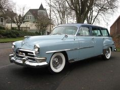 1954 Chrysler New Yorker Town and Country