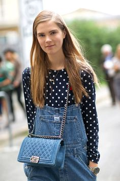 Get inspired by 10 fresh takes on jeans.