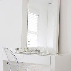 Vanity. so clean