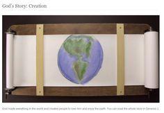 Video: God Creates the World