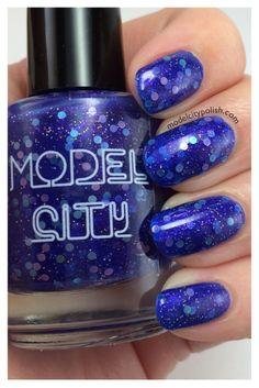 Model City Polish April Showers