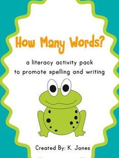 GREAT WORD WORK!! perfect for my daily 5 rotation, especially when there is a sub.