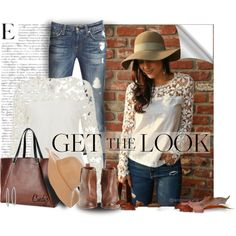 Get The Look, created by cindycook10 on Polyvore