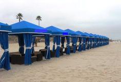 Del Mar Beach Resort at Camp Pendleton, CA.
