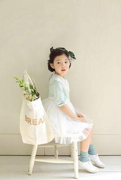 Amber Pure Milk Dress (2C)
