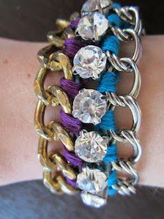 DIY bracelet I made.