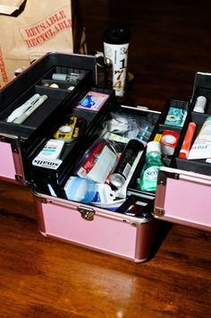 What you need in your Wedding Day Emergency Kit by Take the Cake Event Planning