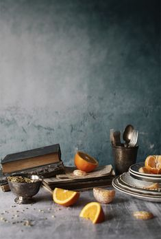 morn cake, fennel, color, cakes, food styling, oranges, food photography, mornings, orang morn