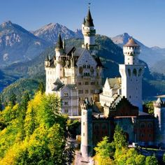 Discover Germany, Austria and Switzerland in a European tour