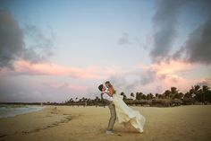 hard rock punta cana wedding. {isabella + luke} destination beach bride