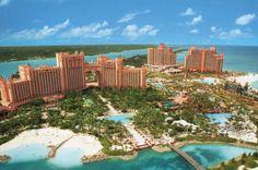 Atlantis Resort in the Bahamas