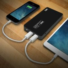 Ultrapak Tour Portable Battery Pack with Ultra-X Fast-Charging Technology iphon thing, buy buy, tech stuff, techi stuff, geek tech