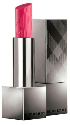 Burberry lip balm has a hint of color + SPF