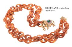 animals, charms, eleph necklac, bubbl necklac, bubbles, bubble necklaces, signatur bubbl, anim charm