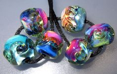 Tuesday Nov. 11th S&T - Lampwork Etc.