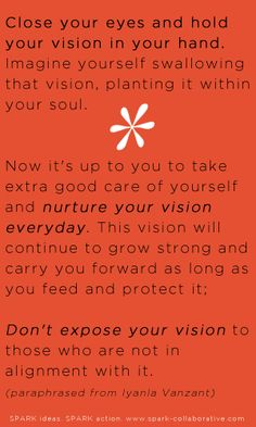 What's your vision? #Inspiration #Entrepreneur #BestLife