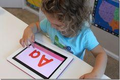 IPad Apps for Preschoolers