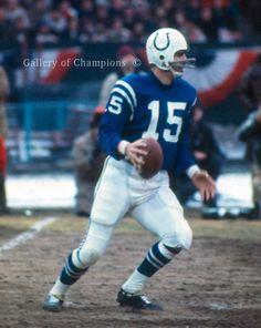 Earl Morrall Baltimore Colts -QB