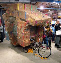 freecityfreemind:    FREECITY cargo bike #freecity #freecitysupershop