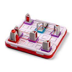 ThinkGeek :: Laser Maze Beam-Bending Logic Game