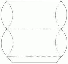 pillow box pattern