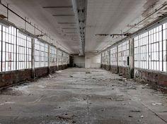 Industrial, Interior by Sean Galbraith