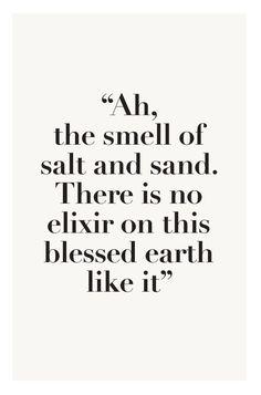 Salt life ~