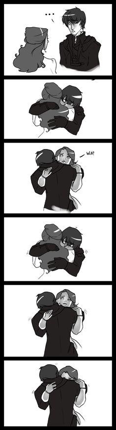 """I need you"" - Will Tessa, Clockwork Princess"