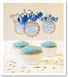 NewYears_Cupcake_Ideas