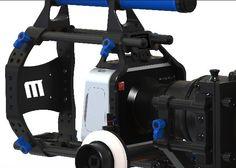 Redrock Micro ultraCage for the Blackmagic Cinema Camera