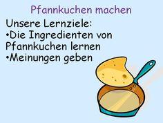 Pfannkuchen - Pfannkuchen PowerPoint with a range of related activities.