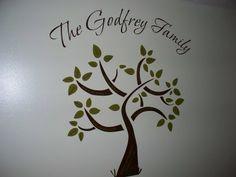 tree idea, family trees, famili tree