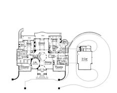 Floor Plan Friday Split Level Modern Homes Plans Australia S Ab5a156da228f2c0 besides House Plans Designs House Plans Designs moreover Downton Abbey American Style Designs besides Plan Single Storey in addition 30 Unique Logo Designs Inspired By House. on architects designs for homes