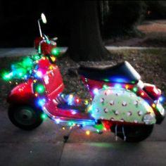 Vespa decorations attire on pinterest scooters vespas for Vespa decoration