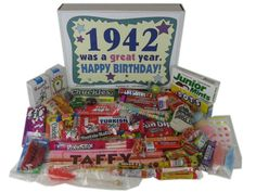Old fashion candy & goodies