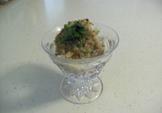 Savory Rice Pudding